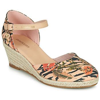 鞋子 女士 帆布便鞋 Dockers by Gerli 36IS210-761 玫瑰色
