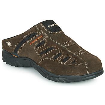 鞋子 男士 洞洞鞋/圆头拖鞋 Dockers by Gerli 36LI005-320 棕色
