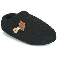 鞋子 女士 拖鞋 Dockers by Gerli 39HO302-100 黑色