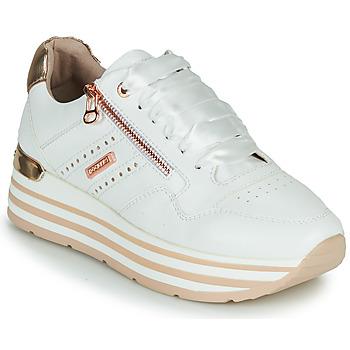 鞋子 女士 球鞋基本款 Dockers by Gerli 44CA207-592 白色