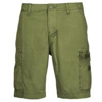 衣服 男士 短裤&百慕大短裤 Napapijri NOSTRAN 绿色
