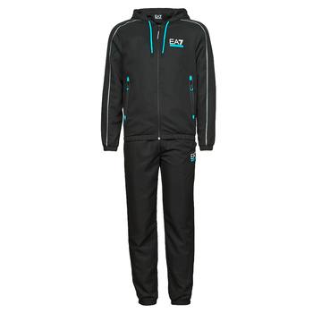 衣服 男士 厚套装 EA7 EMPORIO ARMANI 3KPV02-PNP5Z-1200 黑色