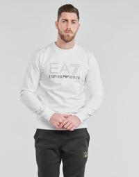 衣服 男士 卫衣 EA7 EMPORIO ARMANI 3KPMD7-PJ2SZ-1100 白色