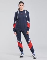 衣服 女士 厚套装 EA7 EMPORIO ARMANI 3KTV65-TJ3PZ-1554 海蓝色 / 白色 / 红色