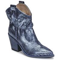 鞋子 女士 短靴 Fru.it 6901-376-BLUE 蓝色