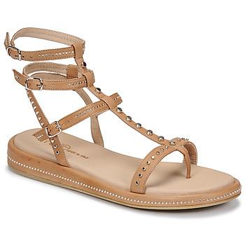 鞋子 女士 凉鞋 Fru.it 6782-100-CASTORO 米色