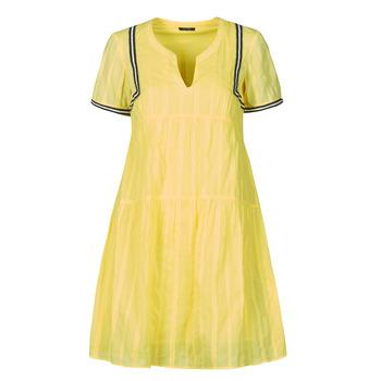 衣服 女士 短裙 One Step ROYA 黄色
