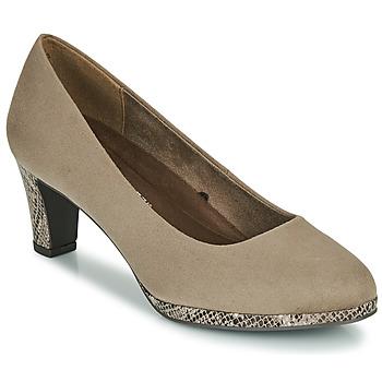 鞋子 女士 高跟鞋 Marco Tozzi 2-22409-35-347 灰褐色
