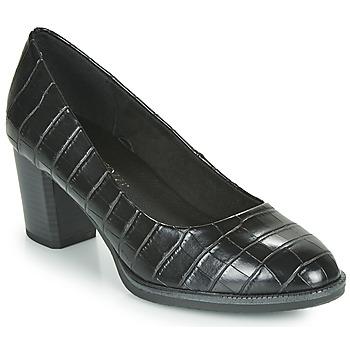 鞋子 女士 高跟鞋 Marco Tozzi 2-22429-35-006 黑色