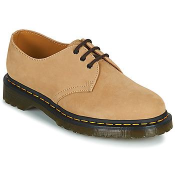 鞋子 德比 Dr Martens 1461 米色