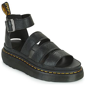 鞋子 女士 凉鞋 Dr Martens CLARISSA II QUAD 黑色
