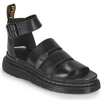 鞋子 女士 凉鞋 Dr Martens CLARISSA II 黑色