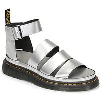 鞋子 女士 凉鞋 Dr Martens CLARISSA II 银灰色