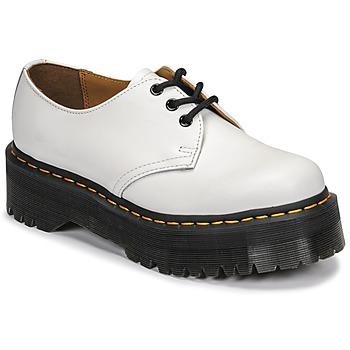 鞋子 女士 德比 Dr Martens 1461 QUAD 白色