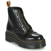 鞋子 女士 短筒靴 Dr Martens VEGAN SINCLAIR 黑色