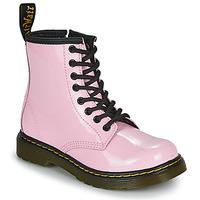 鞋子 女孩 短筒靴 Dr Martens 1460 J 玫瑰色