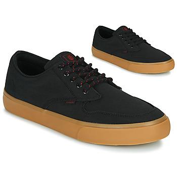 鞋子 男士 球鞋基本款 Element TOPAZ C3 黑色