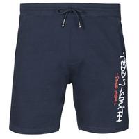 衣服 男士 短裤&百慕大短裤 Teddy Smith 泰迪 史密斯 MICKAEL 海蓝色