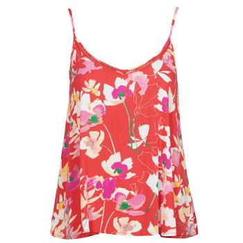 衣服 女士 女士上衣/罩衫 Rip Curl 里普柯尔 SUGAR BLOOM SINGLET 红色