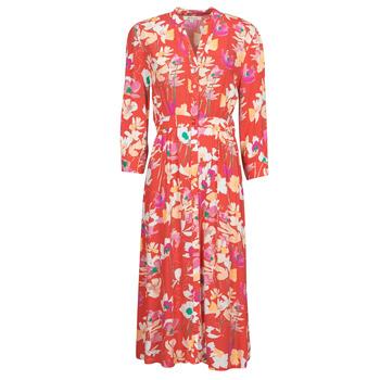 衣服 女士 长裙 Rip Curl 里普柯尔 SUGAR BLOOM DRESS 红色