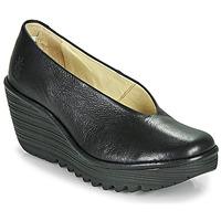 鞋子 女士 高跟鞋 Fly London YAZ 黑色