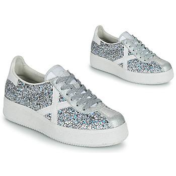 鞋子 女士 球鞋基本款 Munich Fashion BARRU SKY 65 银灰色 / 白色