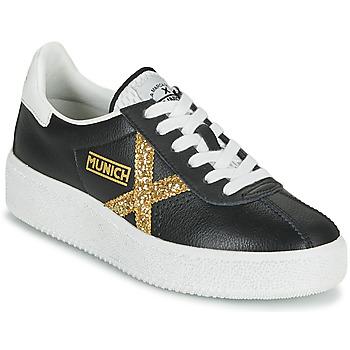 鞋子 女士 球鞋基本款 Munich Fashion BARRU SKY 62 黑色 / 金色