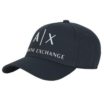 纺织配件 鸭舌帽 EMPORIO ARMANI EAX 954039-CC513-00936 蓝色