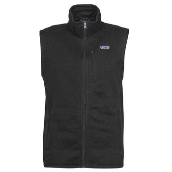 衣服 男士 抓绒衣 Patagonia 巴塔哥尼亚 M's Better Sweater Vest 黑色