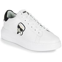 鞋子 男士 球鞋基本款 KARL LAGERFELD KAPRI MENS Karl Ikonic 3D Lace 白色