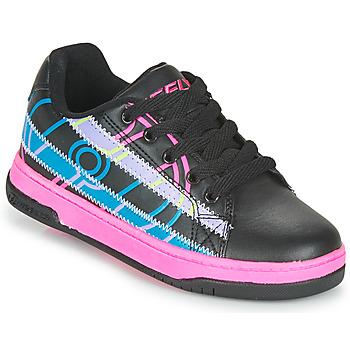 鞋子 女孩 轮滑鞋 Heelys SPLINT 黑色 / 多彩