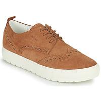 鞋子 女士 球鞋基本款 Geox 健乐士 D BREEDA 棕色
