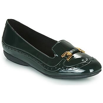 鞋子 女士 平底鞋 Geox 健乐士 D ANNYTAH 绿色