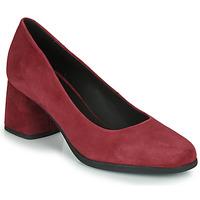 鞋子 女士 高跟鞋 Geox 健乐士 D CALINDA MID 波尔多红