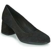 鞋子 女士 高跟鞋 Geox 健乐士 D CALINDA MID 黑色