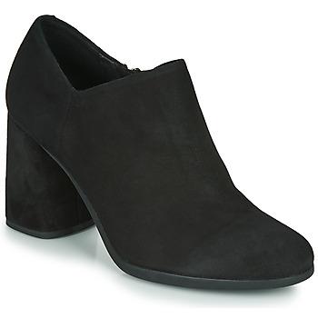 鞋子 女士 高跟鞋 Geox 健乐士 D CALINDA HIGH 黑色