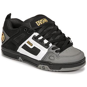 鞋子 球鞋基本款 DVS COMANCHE 黑色 / 白色