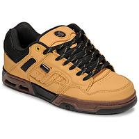 鞋子 球鞋基本款 DVS ENDURO HEIR 淡黄色 / 黑色