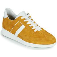 鞋子 男士 球鞋基本款 LLOYD BURT 芥末黄