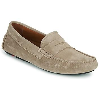 鞋子 男士 皮便鞋 LLOYD EMIDIO 米色