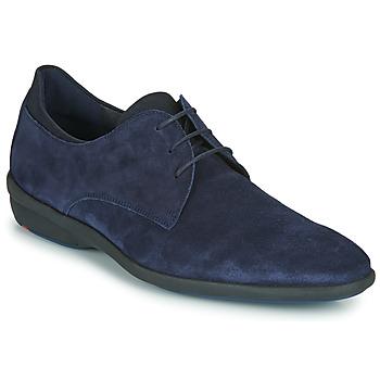 鞋子 男士 德比 LLOYD FABIUS 海蓝色