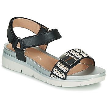 鞋子 女士 凉鞋 Stonefly 斯通富莱 ELODY 11 黑色