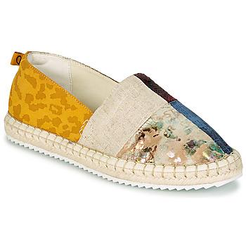 鞋子 女士 帆布便鞋 Desigual SELVA PATCH 多彩