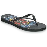 鞋子 女士 人字拖 Desigual FLIP FLOP BUTTERFLY 黑色