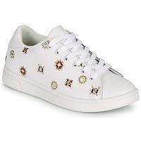 鞋子 女士 球鞋基本款 Desigual COSMIC JULIETTE 白色