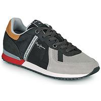 鞋子 男士 球鞋基本款 Pepe jeans TINKER ZERO 21 灰色