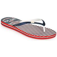 鞋子 女士 人字拖 Pepe jeans RAKE SAILOR 蓝色 / 白色 / 红色