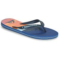 鞋子 男士 人字拖 Quiksilver 极速骑板 MOLOKAI PANEL 蓝色 / 橙色 / 黑色
