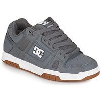 鞋子 男士 板鞋 DC Shoes STAG 灰色 / Gum