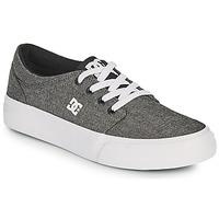 鞋子 男孩 板鞋 DC Shoes TRASE B SHOE XSKS 灰色